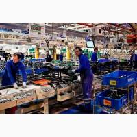 Работники в Польшу на линию производства автодеталей
