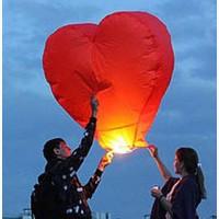 Небесные 3 D фонарики сердца