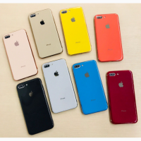 Чехол Glass Silicone Case iPhone 6/6s 7/8 7+/8+ X/Xs Xr Xs Max Качество