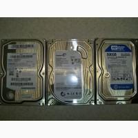 Продам жёсткие диски/винчестеры/HDD 500 Gb(Гб) 3.5/SATA. Все исправны