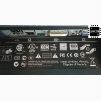 Монитор HP L2245w / 22 / 1680x1050 / TN / 3*USB в количестве