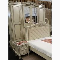 Спальня Анна из массива дерева