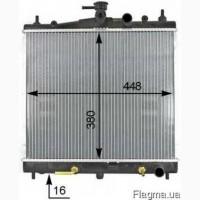 Ниссан Микра 1982 - 2020. 1.0 - Радиатор охлаждения Шах