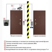 Автономная система контроля доступа на 1 точку прохода