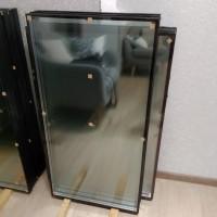 Продам стеклопакеты с энергосберегающим стеклом б/у в идеальном состоянии