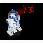 Проекционный будильник R2D2