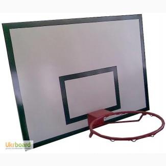 Баскетбольный щит металлический -0, 9м х1, 2м