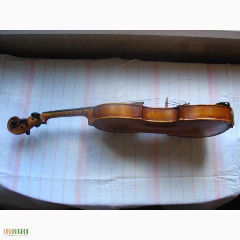 Фото 2. Скрипка 18-го века