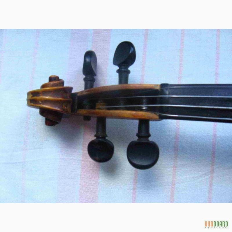 Фото 3. Скрипка 18-го века