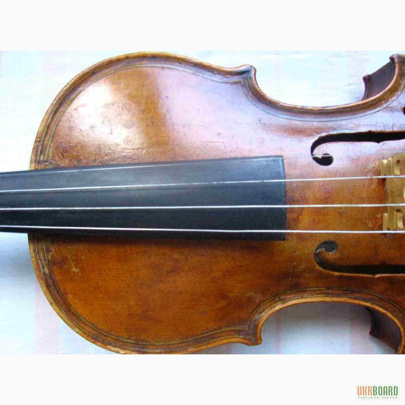 Фото 4. Скрипка 18-го века