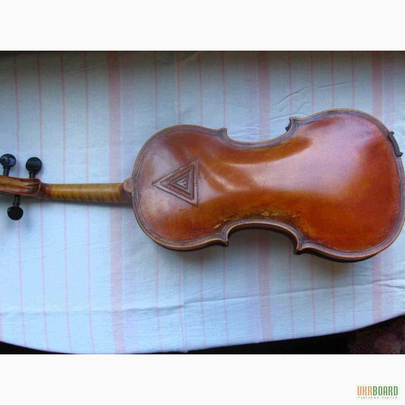 Фото 7. Скрипка 18-го века