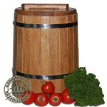 Кадки для солений, бочки для засолки овощей, капусты, огурцов