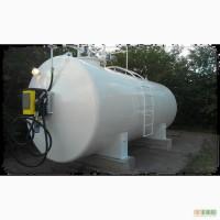 Резервуары, Мини АЗС для дизельного топлива и др. ГСМ