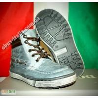 Ботинки детские кожаные демисезонные фирмы Docksteps из Италии