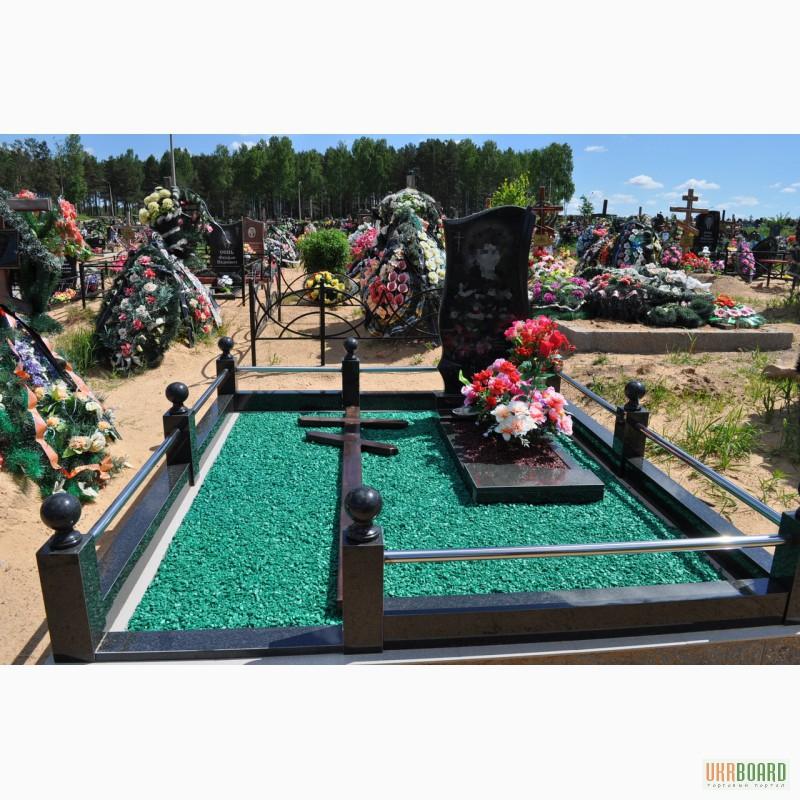 Чем оформить могилу на кладбище своими руками фото 65