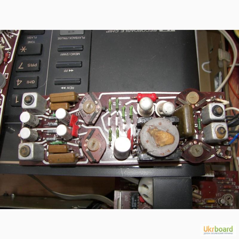 Фото 4. Платы радиотракта магнитофона Юпитер 201