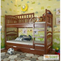 Двухъярусные детские кровати, Кровать детская Радуга