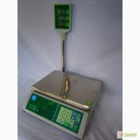 Торговые весы с поверкой Jadever JPL 15 LED (LCD)