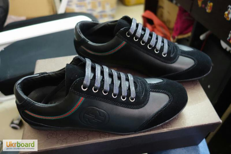 Продам кросовки Gucci 36c6cec683a43