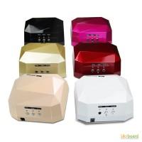Лампа для ногтей LED CCFL 36 Вт, с таймером, в наличии