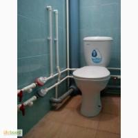 Услуги по замене, монтажу водопроводных труб