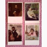 Набор открыток. В.А. Серов.1956 г. (комплект). Лот 54