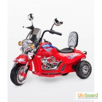 Электромотоцикл детский Caretero Rebel