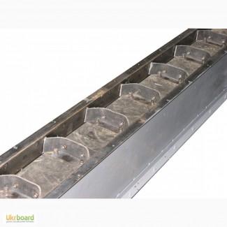 Ленточно-скребковый транспортер