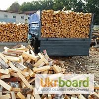 Предлагаем колотые дубовые дрова с доставкой по Киеву и Киевской области