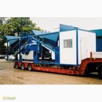 Мобильный завод SUMAB ES-60 для производства Холодного асфальта