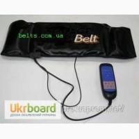 Украина.Массажный пояс для похудения Вибро белт с нагревом Vibra belt
