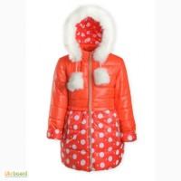 Продам пальто зимнее на девочку размеры 116, 122, 128, 134
