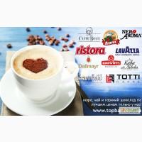 Интернет-магазин кофе и сопутствующих товаров TopBar