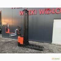 Штабелер електричний TOYOTA BT 1, 2т 4, 2м-висота підйому