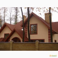 Металочерепица для крыши