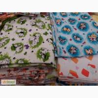 Пеленки детские для новорожденных, байка, размер 110 см х 90 см