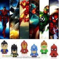 USB флешка Супергерои