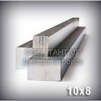 Шпоночный материал 10х8 сталь 45 ГОСТ 8787-68 (DIN 6880) метровый