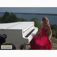 Аренда рояля в Киеве, аренда рояля на выставку, презентацию, концерт
