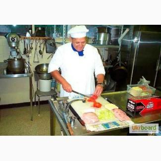 Нужен повар для работы по Киеву и области