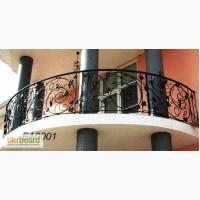 Балкони ковані, перила до балконів