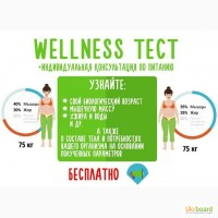 Wellness - Тест