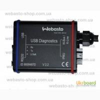 Диагностический адаптер Webasto Thermo Test Version 2.14