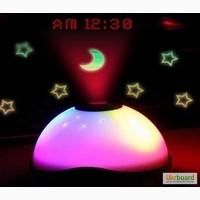 Настольные часы-ночник GEMIXI