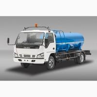 Доставка технической воды водовозом