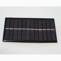 Солнечная панель 1 Вт, 7V 0.2A 1W Solar panel