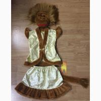 Детский карнавальный костюм Обезьяна парча, возраст 2-6 лет