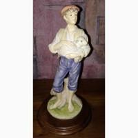 Статуэтка Leonardo collection. Мальчик-пастух.1988г