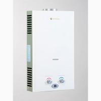 Газовая колонка Savanna 18кВт 10л LCD белая