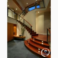 Изготовление лестниц из дерева и металла